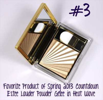 Estee Lauder heat wave