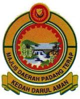 Jawatan Kosong Majlis Daerah Padang Terap (MDPT)