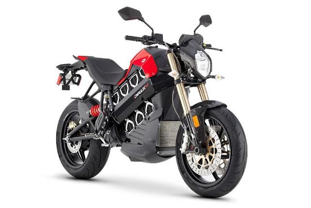 Motocicleta Brammo Empulse R