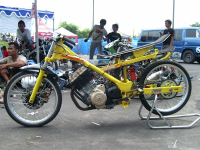 Wallpaper Motor Drag Jupiter MX Tercepat