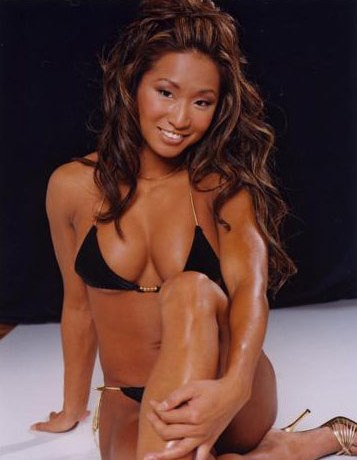 beautiful diva gail kim s photos