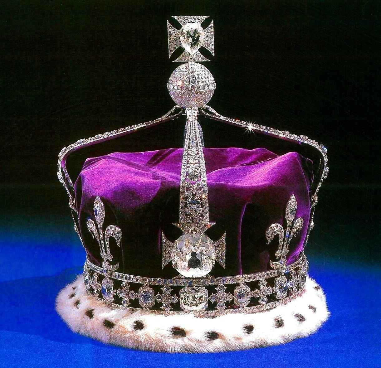 Queen Elizabeth The First Crown http   daniel-s-crowns blogspot com    Queen Elizabeth Crown