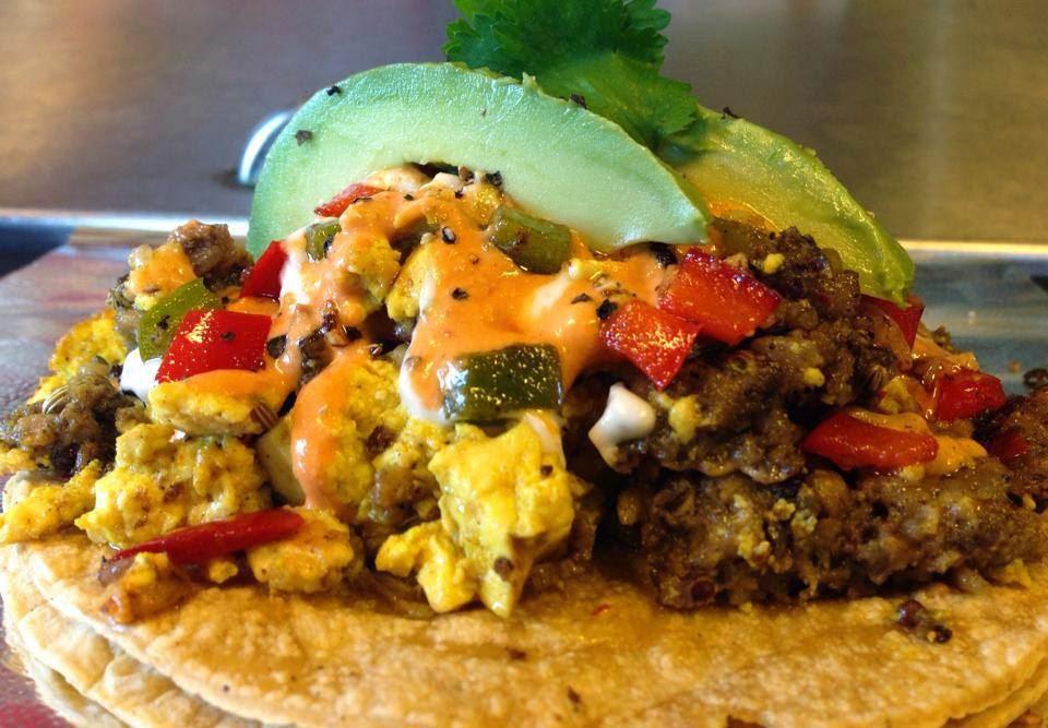 Austin, Vegan, Vegan Nom, Tacos, Three Amigos Loco