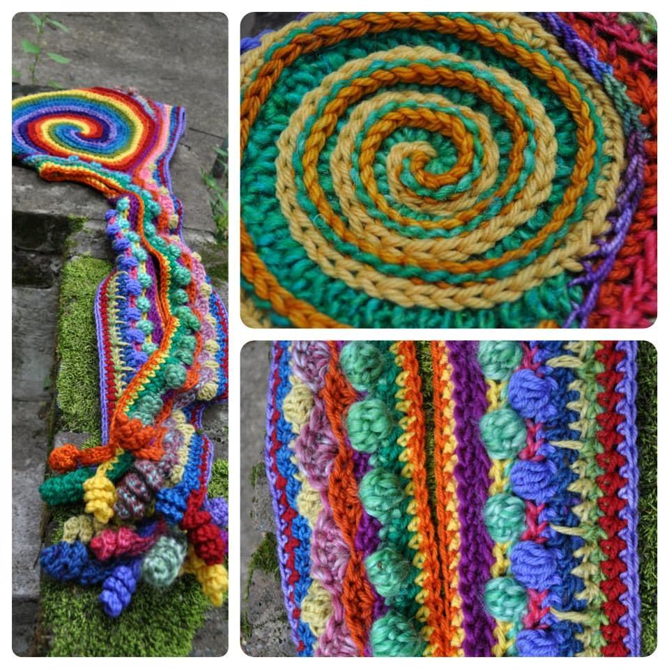 free style crochet