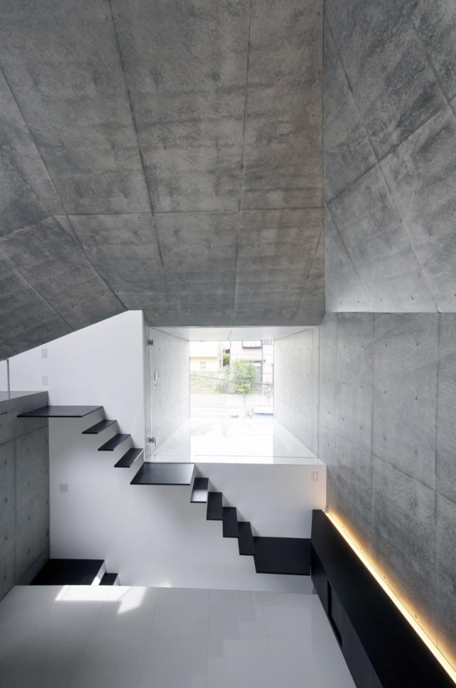 Maison moderne construction 14 mod les d 39 escalier design for Atelier 5 architecture