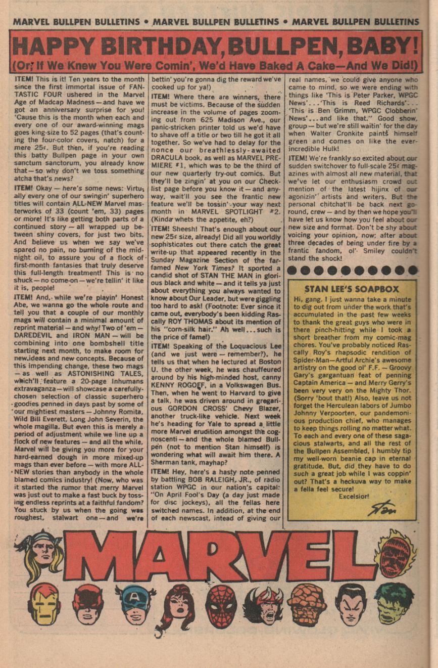 Conan the Barbarian (1970) Issue #11 #23 - English 34