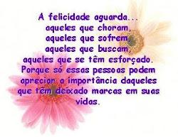 Felicidade!!!