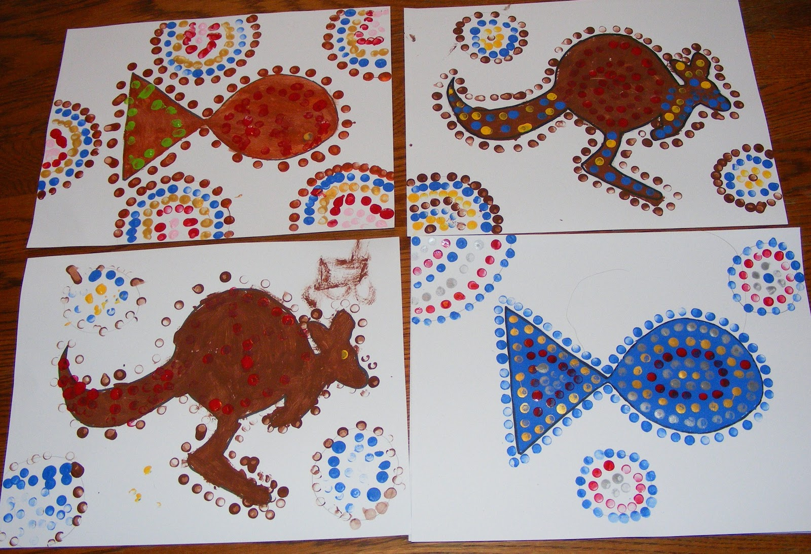 17 Best images about Aboriginal Art for Children on Pinterest ...