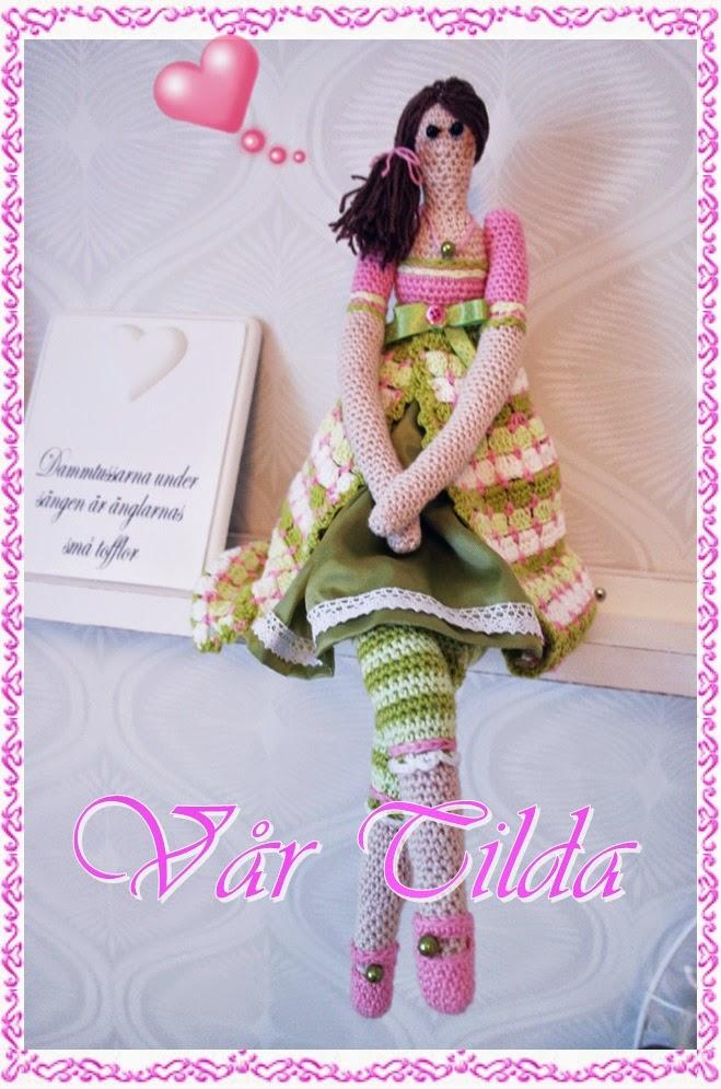 Färgschema till Tilda dockorna