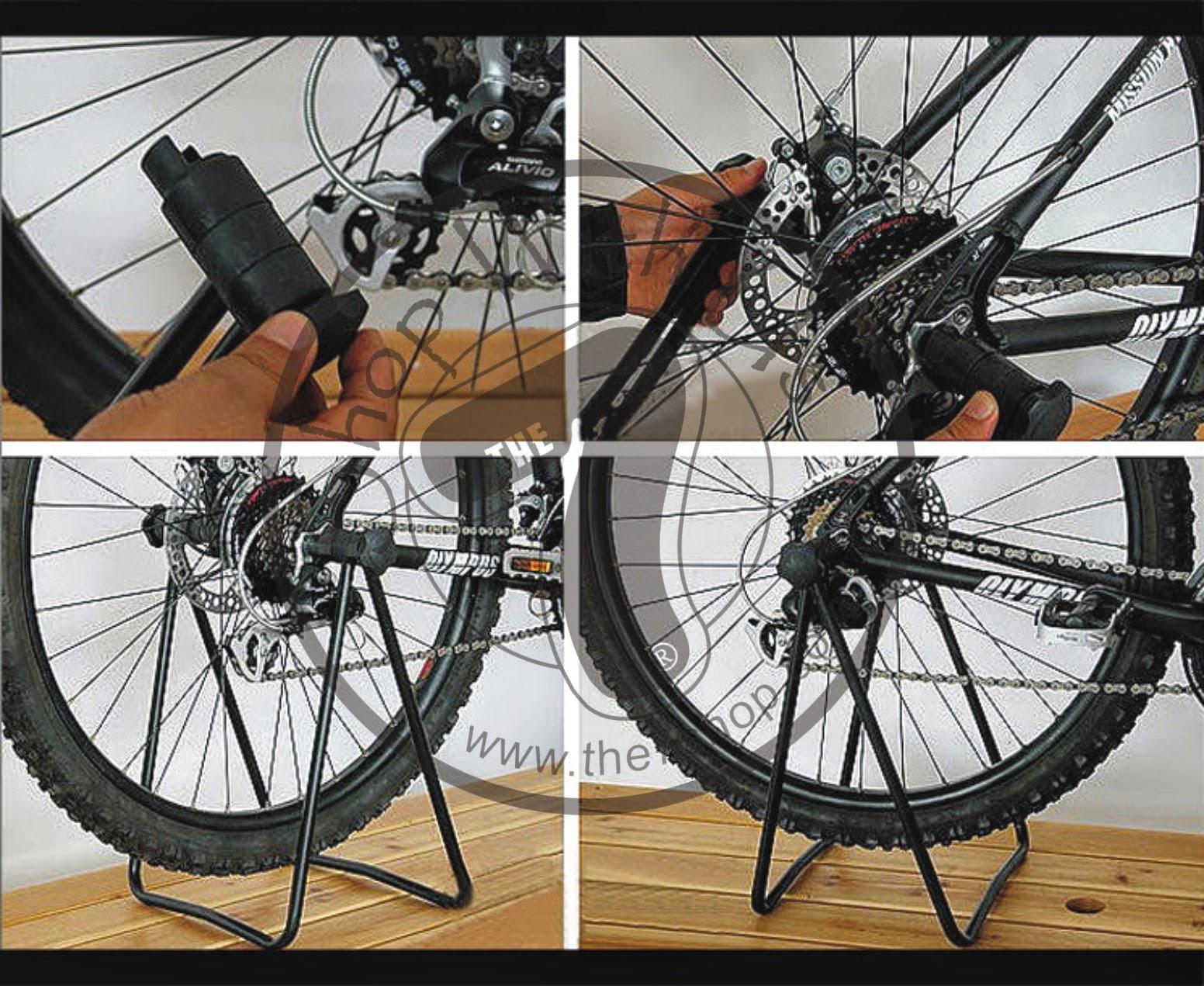 Ремонт колес велосипед 7 фотография