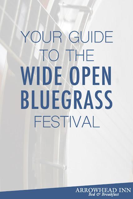 Wide Open Bluegrass Music Festival