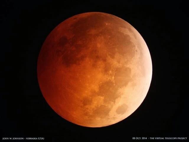 Gerhana Bulan 2014