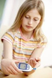 diabetes mellitus type 1 symptoms children