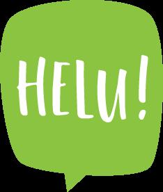 helu! | Grafično oblikovanje po meri.
