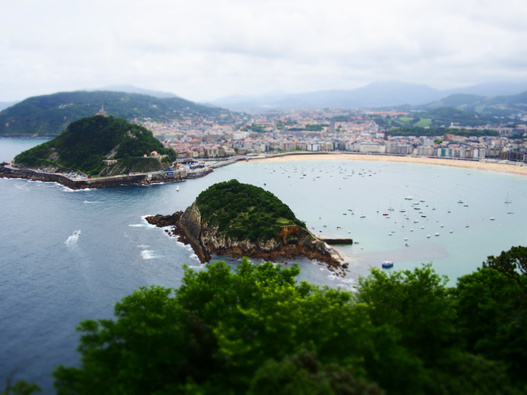 san sebastian travel photo diary