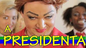 Paródia: A presidenta