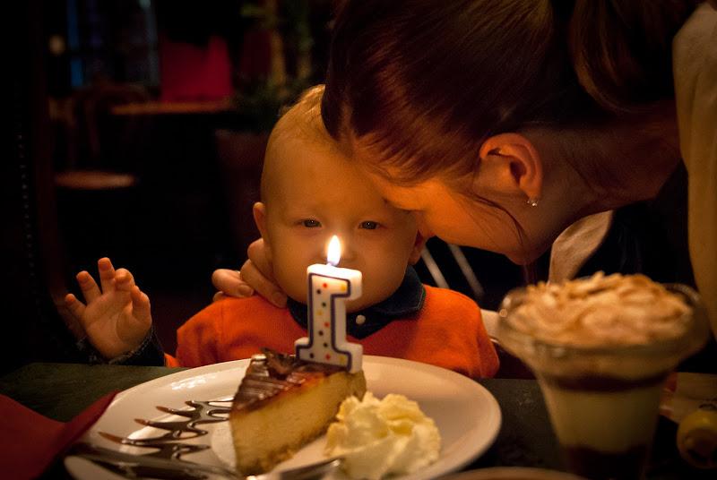 Pierwsze urodziny Kuby!