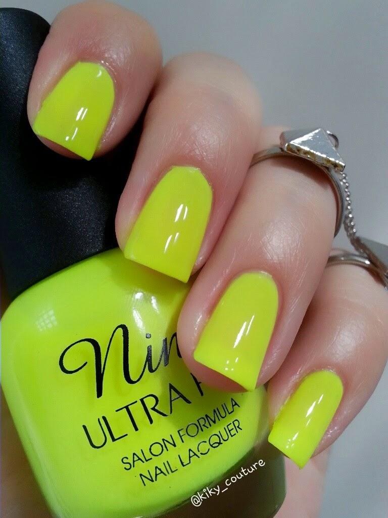 El rincón de los esmaltes.: Colección Hot Brights Neon de Nina ULTRA ...