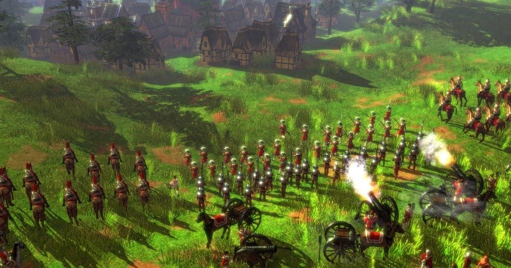 newest hd pics: Age Of Empires 3 Wallpaper