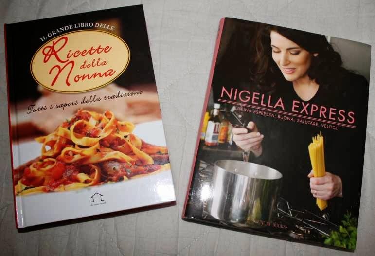Creativa per gioco e per passione libri di cucina ricevuti for Libri di cucina per principianti