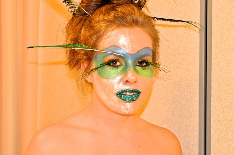 peacock fantasy makeup image search results Peacock Fantasy Makeup
