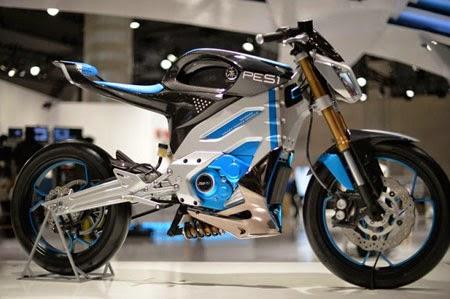 Yamaha PES1 dan PED1
