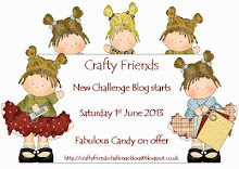 Crafty Friends New Challenge Blog