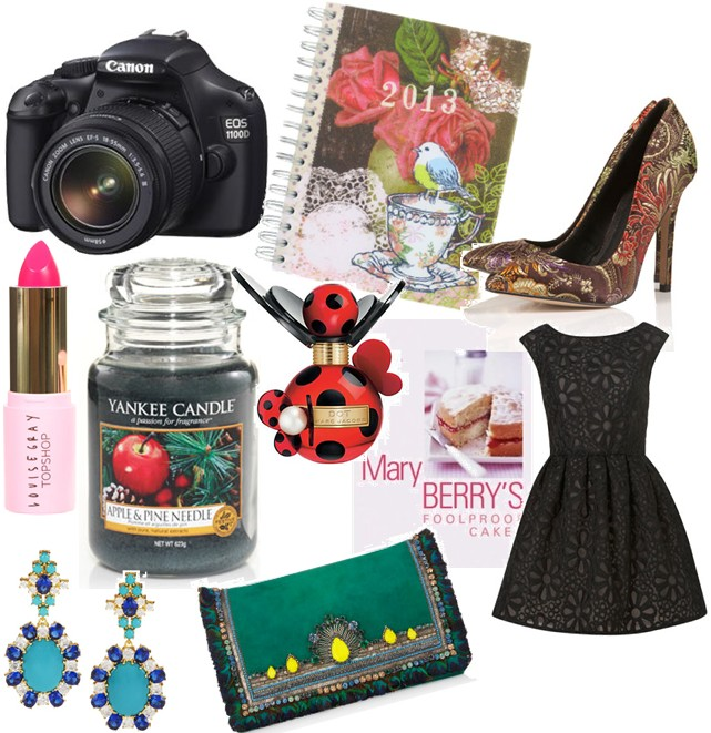 10 things to put on your christmas list part 3 the creative girl