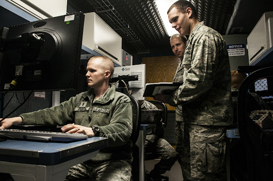 Airmen resolve satellite anomalies