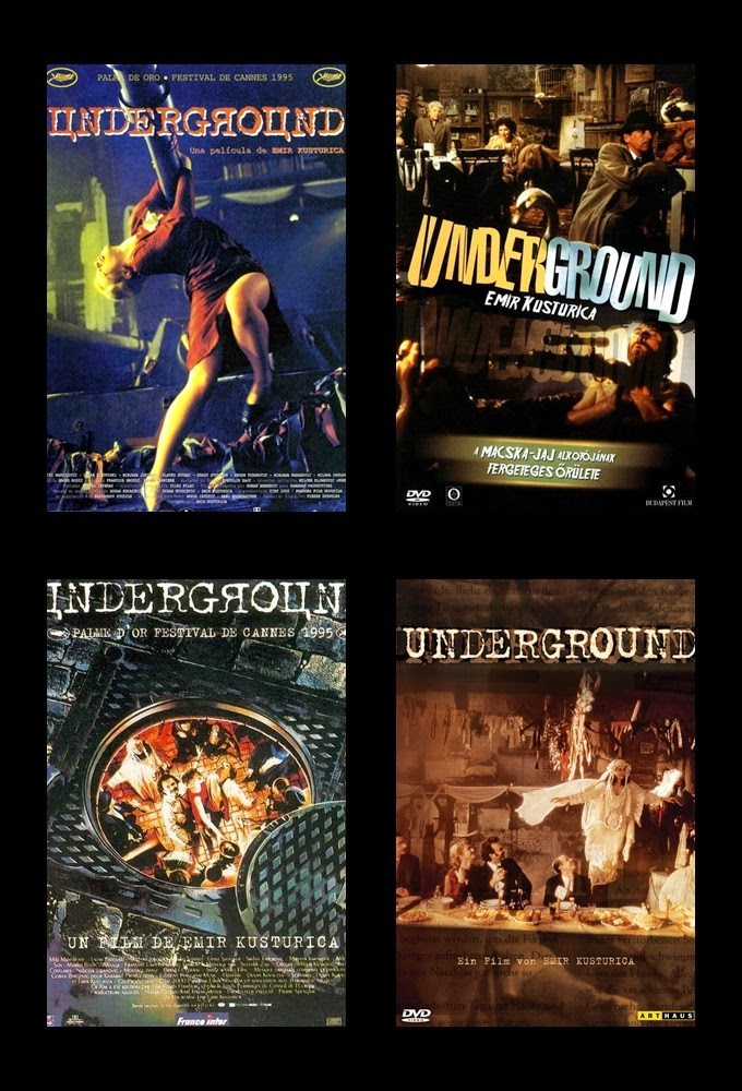 Underground, Emir, Kusturica