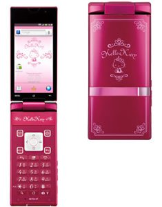 Hello Kitty smartphone