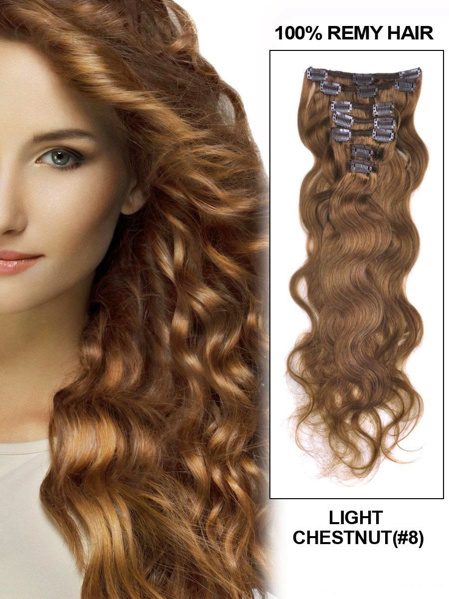 http://shop.wigsbuy.com/product/26-Inches-Wavy-Light-Chestnut-8-7pcs-Clip-In-Remy-Human-Hair-Extensions-10862280.html