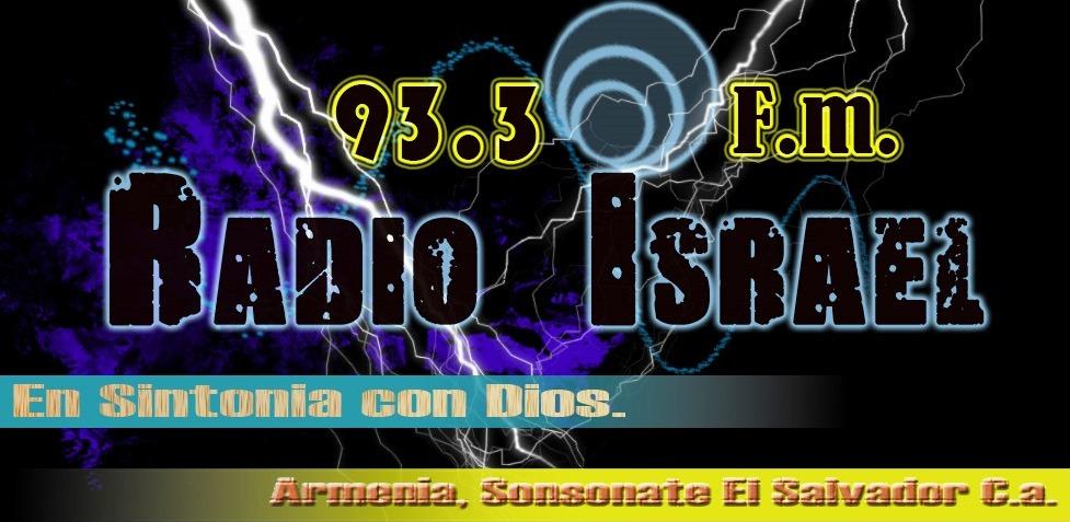 Radio Israel 93.3 Fm Armenia Sonsonate