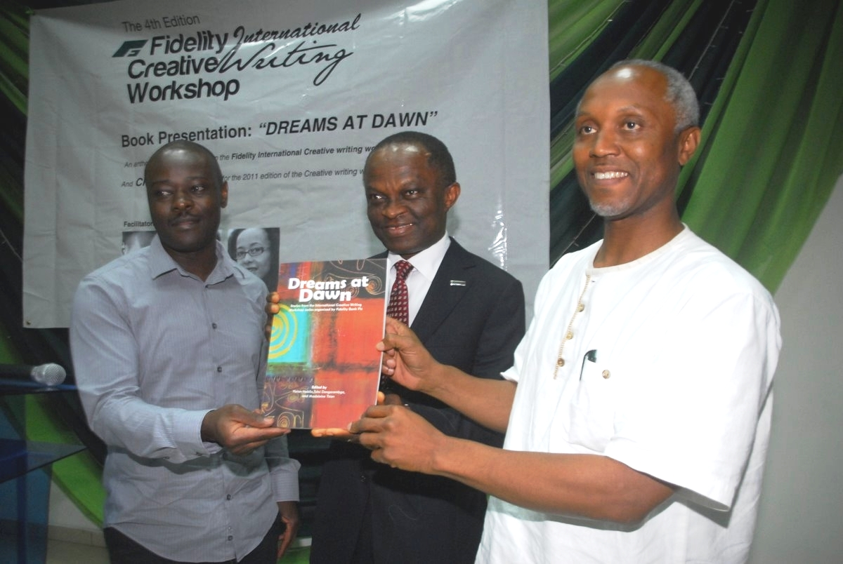 fidelity bank creative writing workshop 2012 Fidelity bank holds 3rd international creative writing workshop with helon habila in abuja fidelity bank plc this year's edition of the annual international.