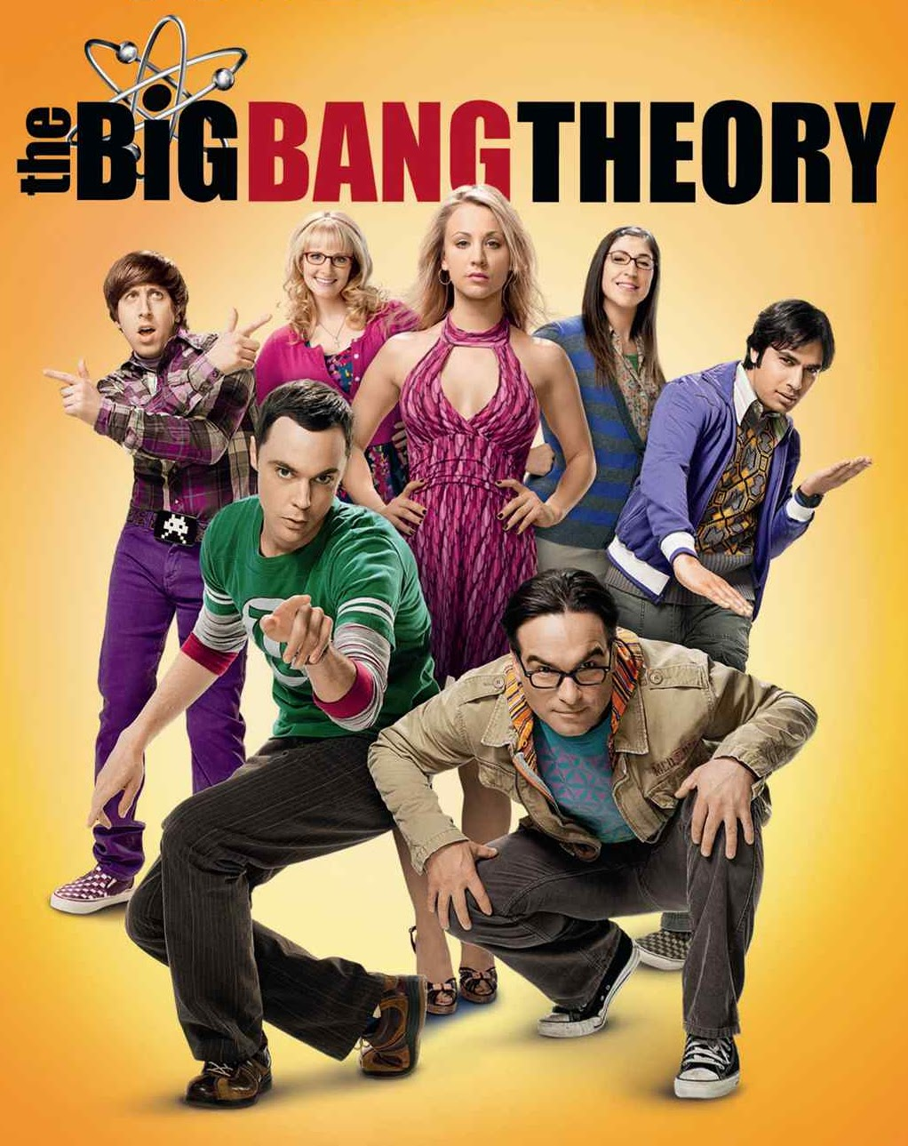 Series online the big bang theory temporada 1 capitulo 7 - La theorie du big bang serie ...