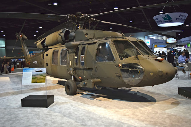 Optionally Piloted Black Hawk