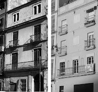 Calle Hoyo de Esparteros 9, año 1998 y 2011