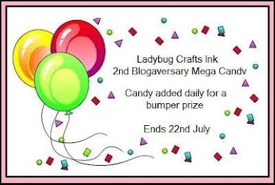 Blogaversary Candy
