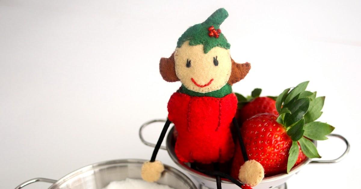 La ni a pimiento mermelada de fresa - Como hacer mermelada de pimientos ...