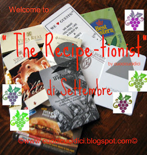 The Recipe-tionist