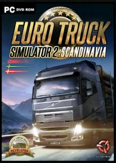 Euro Truck Simulator 2 – Scandinavia – PC