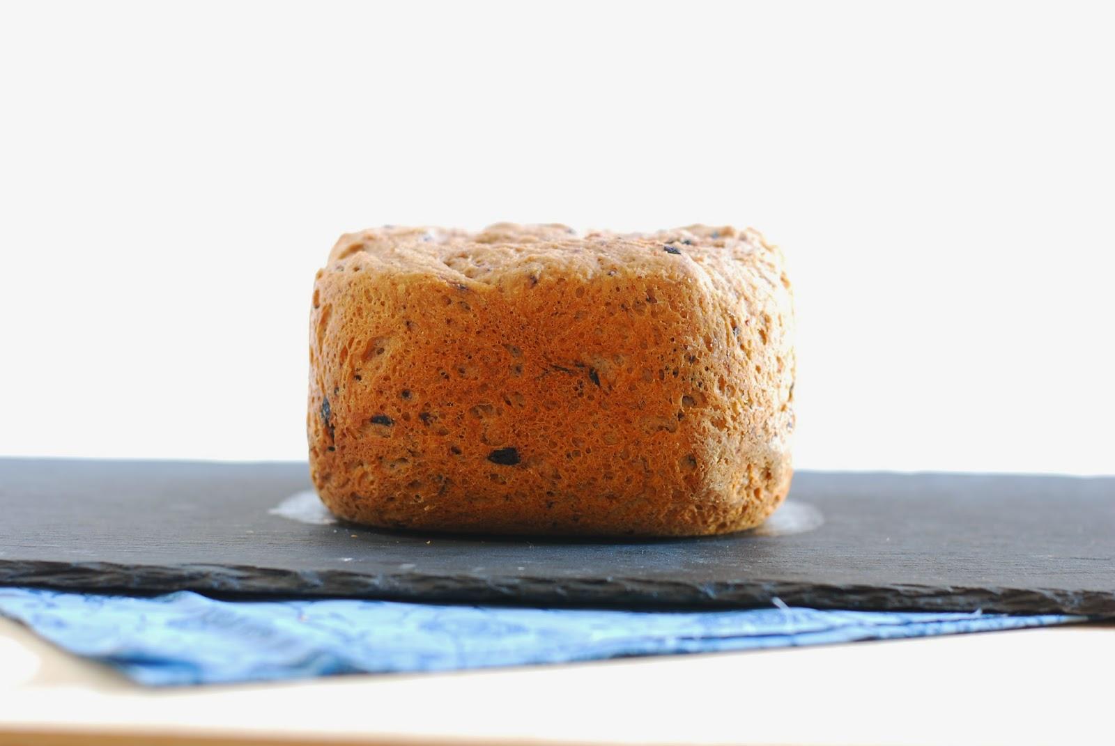 blueberry bread machine recipe
