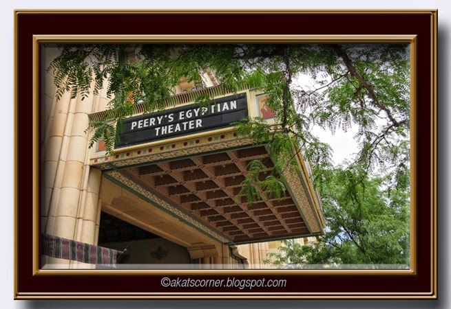 Peery S Egyptian Theater Park City