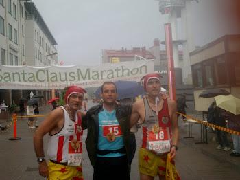 SANTA CLAUS MARATHON 18-6-2011