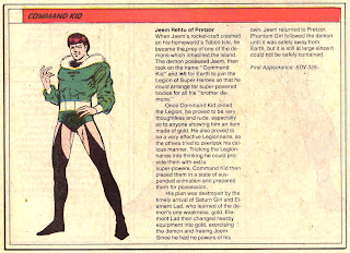 Comando (ficha dc comics)