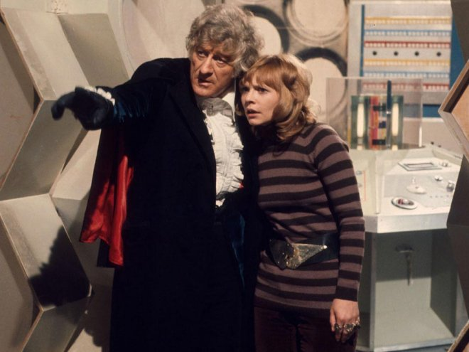 The Doctor and Jo (1/2)