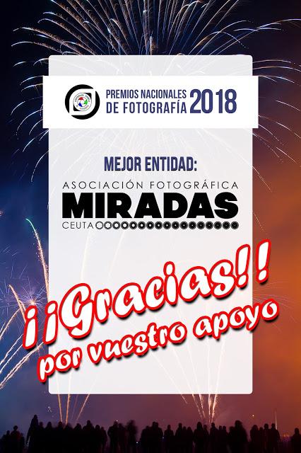 Premio Mejor Entidad Nacional 2018