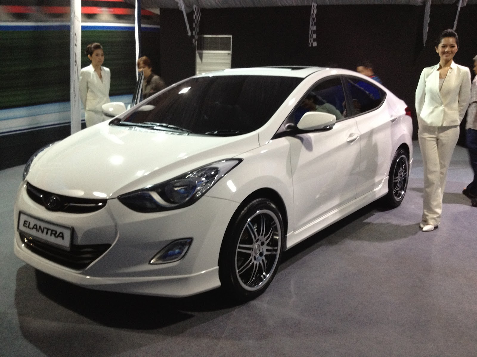 The Hyundai Elantra Hello Impossible Kensomuse Power Steering Leak Forums Forum Its A Wet Morning And Road Has Always Been Challenge To Test Drive Cars At Least Thats What I Thought When Made My Way