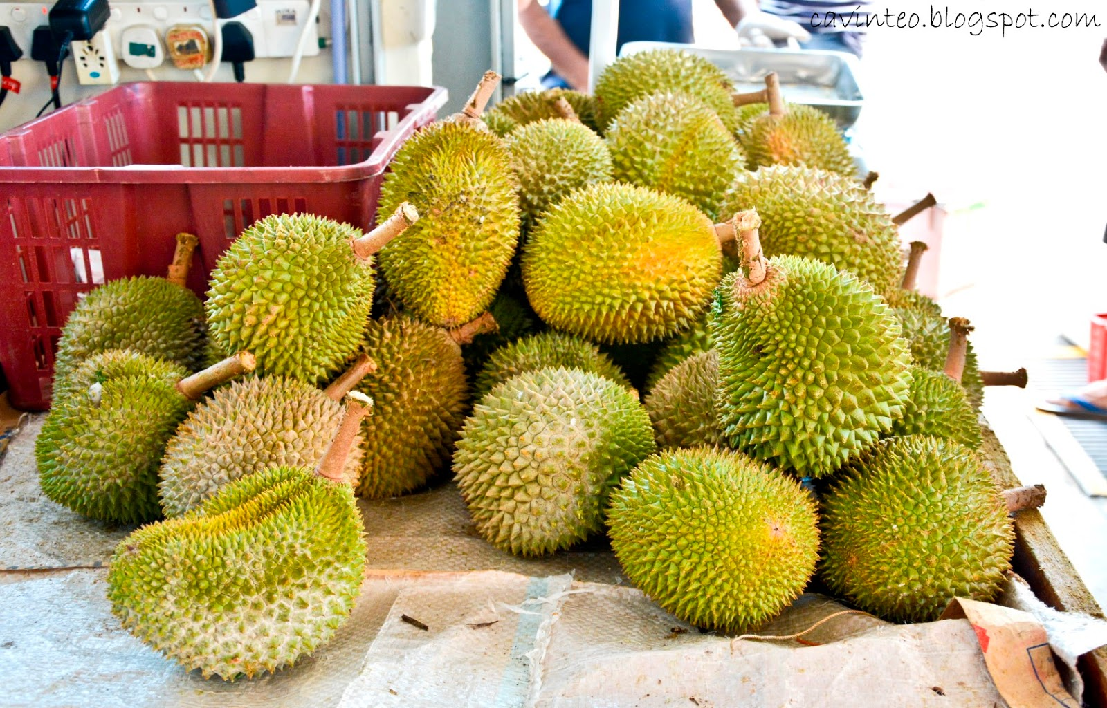 entree kibbles ah seng durian the place for durians in the west ghim moh temporary. Black Bedroom Furniture Sets. Home Design Ideas