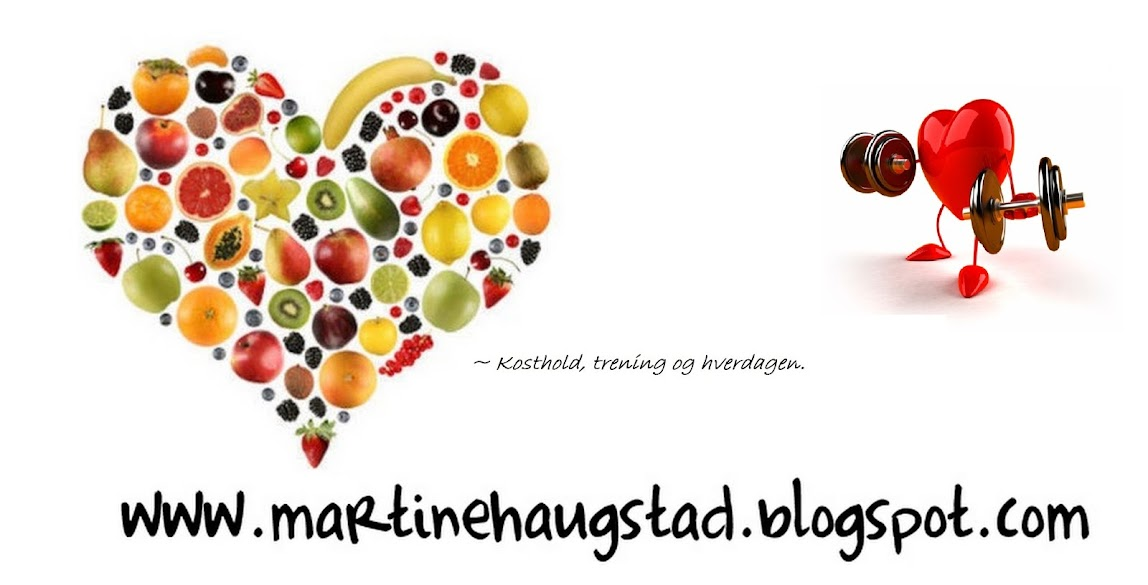 Martine&#39;s blogg